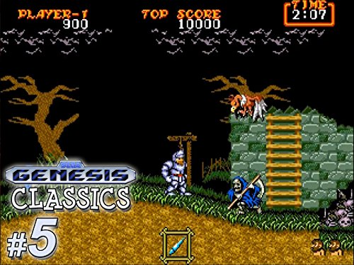 Clip: Ghouls'n Ghosts - Through the graveyard