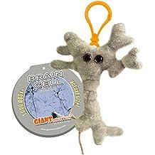 Giant Microbes Brain Cell Neuron Keychain