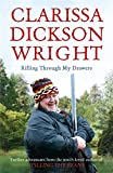 Front cover for the book Rifling Through My Drawers by Clarissa Dickson Wright