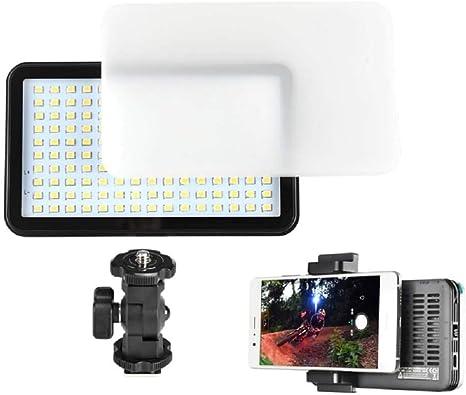 Godox LEDM150 - Luz de vídeo LED para Smartphone con Soporte ...