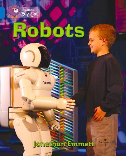 Robots (Collins Big Cat) pdf epub