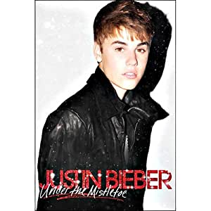 Justin Bieber Under The Mistletoe Maxi Poster