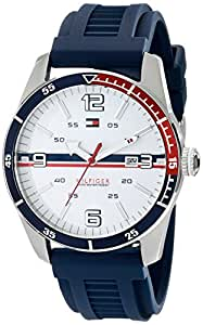 """Tommy Hilfiger Men's 1790918 """"Casual"""" Stainless Steel Watch"""