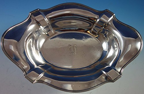 Plymouth by Gorham Sterling Silver Vegetable Bowl Oval #A5494 (#1976)