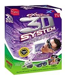 X3D TECHNOLOGIES X3D Gaming System (Windows)