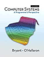 Computer Systems: A Programmer's Perspective, 2nd Edition Front Cover