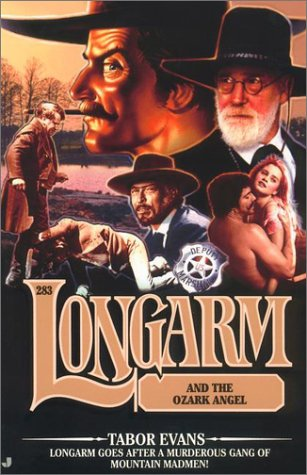 Download Longarm #283: Longarm and the Ozark Angel pdf epub