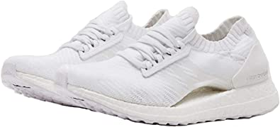 adidas Womens Ultraboost X Cloud WhiteCloud WhiteCrystal