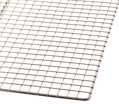 Update International (FS1313) 13'' x 13'' Stainless Steel Fryer Screen by Update International (Image #1)'