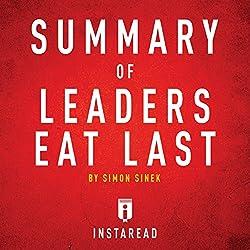 Summary of Leaders Eat Last by Simon Sinek
