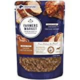 Farmers Market Pet Food Premium Natural Grain-Free Wet Dog Food Pouch, 5.3 oz, Chicken Teriyaki (Case of 24)