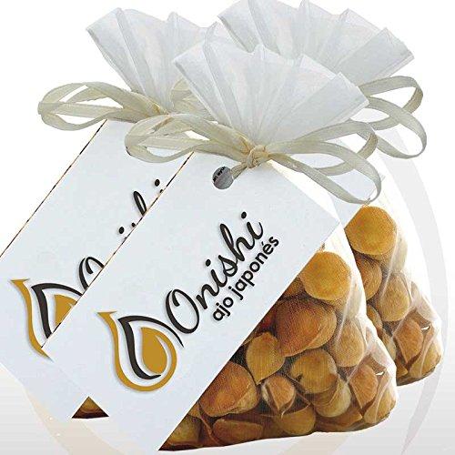 Amazoncom Ajo Japones 3 Oz Bag Japanese Garlic By Ajo Japones