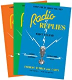 img - for Radio Replies: Three Volume Set book / textbook / text book