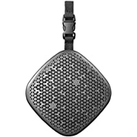 Sigoma Outdoor Portable ultra Bluetooth Speaker/Shower Speaker with Enhanced Bass sound,and built-in MP3, Built-In Microphone and Micro TF SD Card slot