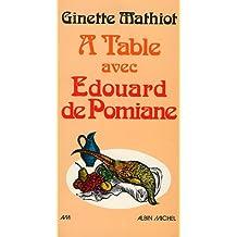 À table avec Édouard de Pomiane