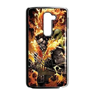 All New X Men Comic LG G2 Cell Phone Case Black TPU Phone Case SV_084123