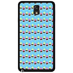 linJUN FENGIce Cream Popsicle - TPU RUBBER SILICONE Phone Case Back Cover Samsung Galaxy Note III 3 N9002