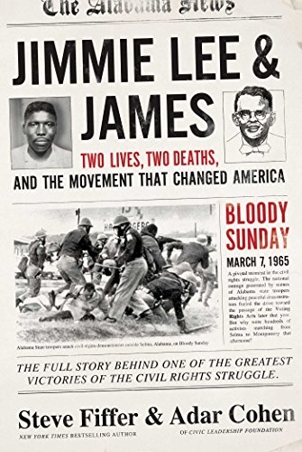 Jimmie Lee & James: Two Lives, Two Deaths, and the Movement that Changed America cover