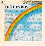 Gentle Giant - Interview - Capitol - ST 11532 - Canada - original Inner Sleeve VG++/NM LP