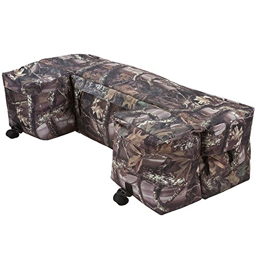 Atv Rear Cargo Bag - Black Widow Rage Powersports 62201 ATV Soft Luggage