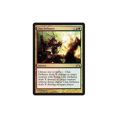 Magic: the Gathering Gatecrash Provocazione del Clan Clan Defiance