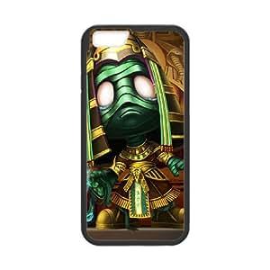 League of Legends(LOL) Amumu iPhone 6 4.7 Inch Cell Phone Case Black DIY Gift pxf005-3561685