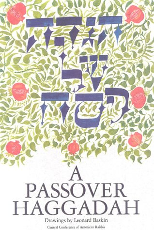 Passover Seder Supplies - A Passover Haggadah: Second Revised