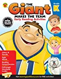 The Giant Makes the Team: Early Reading Activities, Grade K, Linda Koons, 1623991668