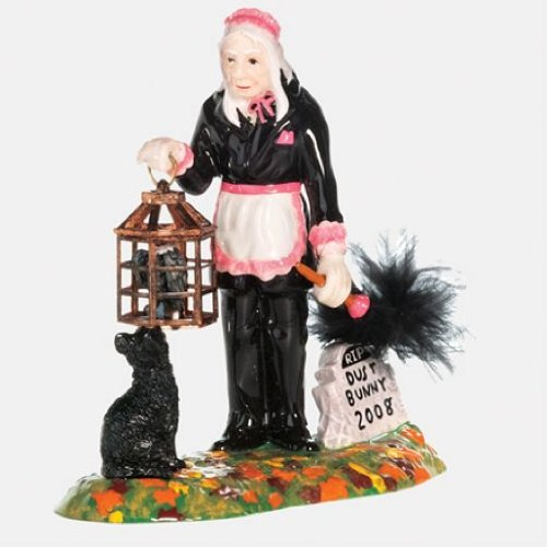 [Dept 56 - Halloween Village - A Gravely Haunting 2008 by Department 56 - 799976] (Spirt Halloween)