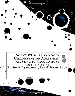Non Disclosure And Non Circumvention Agreement Relating To
