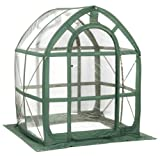 Cheap Flower House FHPH155CL PlantHouse 5 Pop-Up, Clear