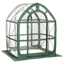 Flower House FHPH155CL PlantHouse 5 Pop-Up Clear