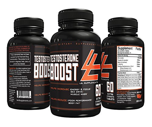 Top Testosterone Booster Will Improve Energy Promote a Youthful Sex Drive and Help You Gain