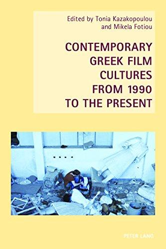 Contemporary Greek Film Cultures from 1990 to the Present (New Studies in European Cinema Book 21) por Mikela Fotiou,Tonia Kazakopoulou