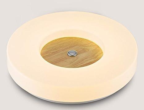 Plafoniere In Legno Per Bagno : Jixiang lampada a soffitto plafoniera moderno per