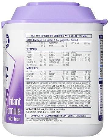 Nouveau né, bébé, Similac Total Comfort Protein Powder, 4 4 4 Count 8da001