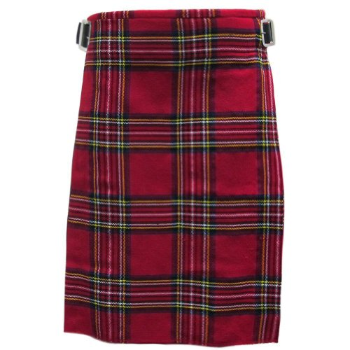 Mens Kilt Royal Stewart 5 Yard 10 oz 40 -