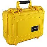 Royal Case Company Condition 1 16-inch Medium #179 Airtight/Watertight Protective Case with DIY Customizable Foam