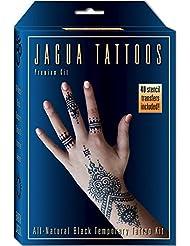 Organic Jagua Black Temporary Tattoo and Body Painting...