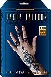Amazon Price History for:Organic Jagua Black Temporary Tattoo and Body Painting Premium Kit