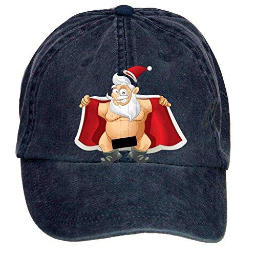 cap Crazy Santa Claus Baseball Cap (Santa Claus Cap)