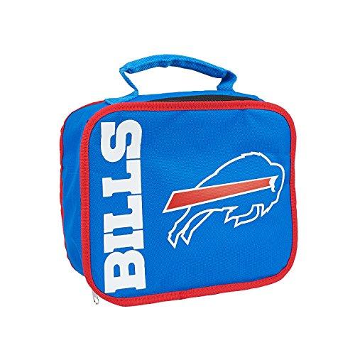 Officially Licensed NFL Buffalo Bills Sacked Lunch (Bills Bag)