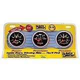Auto Meter 4901 Ultra-Lite II 2-1/16-Inch Diesel Three-Gauge Interact Pack