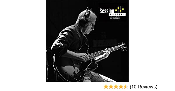 larry carlton session masters cd