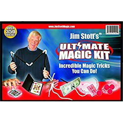 Jim Stott's Ultimate Magic Kit