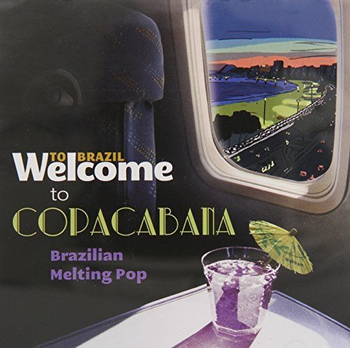 CD : VARIOUS ARTISTS - Welcome To Copacabana /  Various (CD)