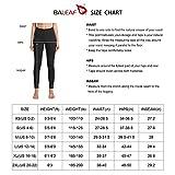 BALEAF Women's Heavy Weight Thermal Leggings Tights