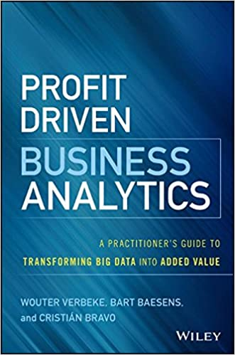 Profit-Driven Business Analytics