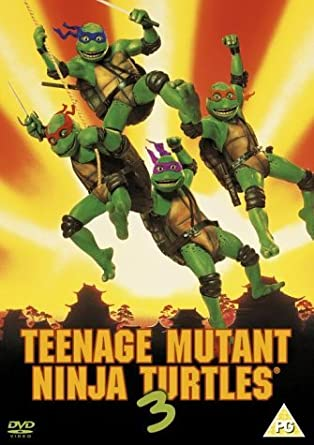 Teenage Mutant Ninja Turtles 3 [DVD] by Elias Koteas: Amazon ...