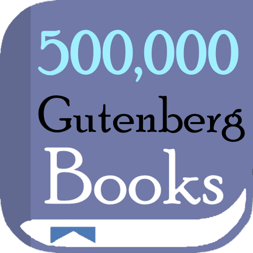 Gutenberg Books: 100,000 FREE eBooks/Novels/Stories + EPUB/TXT/PDF Reader, 100% LEGAL & FREE (Easy-to-use Android App with Auto-Scrolling, Notepad, Audio Books, Bookmark & Many More Features!) This app may not work with old Kindles/Fires (Ereader Apps For Kindle Fire)